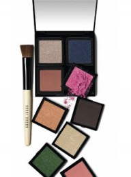 Bobbi Brown personalised palettes