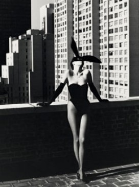 Helmut Newton: Elsa Peretti, New York, 1975