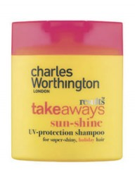 Charles Worthington Takeaways UV-Protection Shampoo