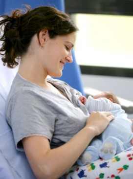 Marie Claire health news: Breastfeeding