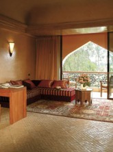 Marie Claire Reviews: The Es Saadi Palace, Marrakech