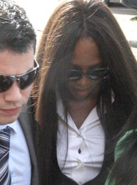 Marie Claire Celebrity News: Naomi Campbell
