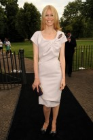 Marie Claire celebrity photos: Serpentine Party, Claudia Schiffer