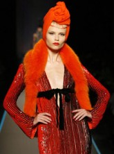 Marie Claire Fashion: Couture Fashion Week, Jean Paul Gaultier