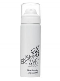 James Brown Hair Reviving Dry Shampoo