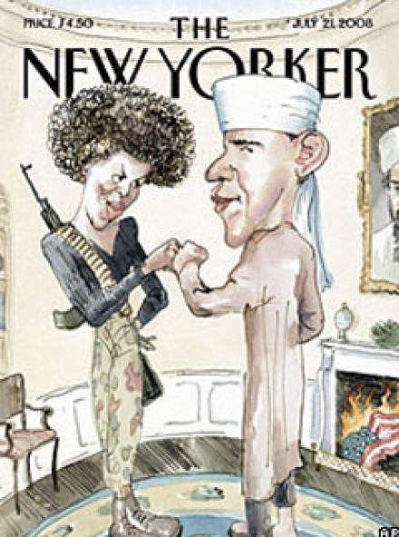 Marie Claire News: Barak Obama