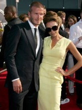 Marie Claire News: David and Victoria Beckham