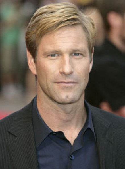 Marie Claire Celebrity News: Aaron Eckhart