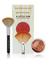bareMinerals A Little Sun bronzer