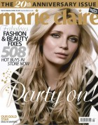 Marie Claire Covers:September 2008 - Mischa Barton