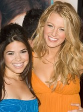 Marie Claire celebrity news: America Ferrera and Blake Lively