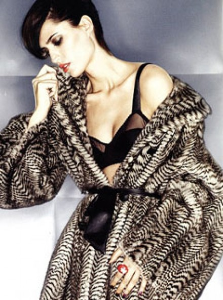 Marie Claire Fashion news: Hockley Fur