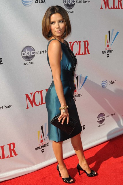 Marie Claire Red Carpet: - ALMA Awards 2008