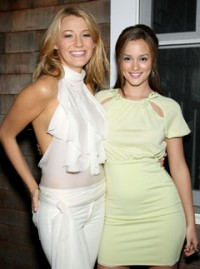 Marie Claire News: Marie Claire Red Carpet: Gossip Girl 2nd season premiere party