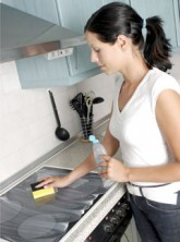 Marie Claire Lifestyle News: Woman Cleaning