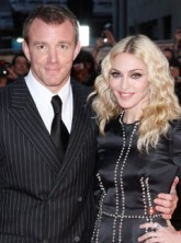 Marie Claire News: Madonna & Guy Ritchie