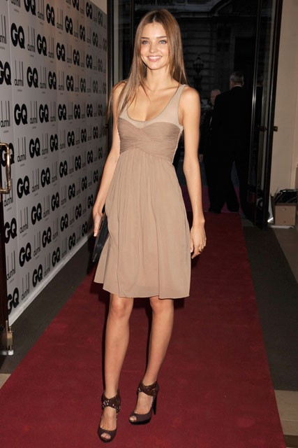 Marie Claire Red Carpet: GQ Awards 2008