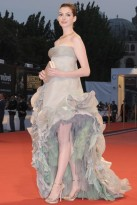 Marie Claire Celebrity Photos: 65th Venice International Film Festival, Anne Hathaway