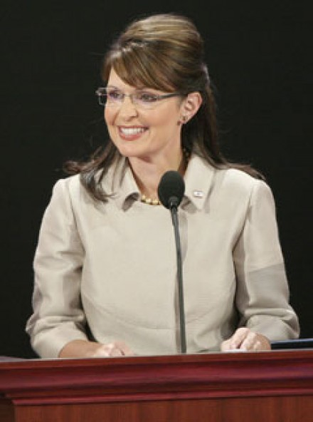 Marie Claire World News: Sarah Palin