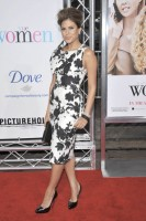 Marie Claire Celebrity Photos: The Women premiere, Eva Mendes