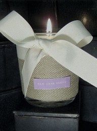 Kate Logan Beauty Becalm natural candle