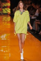 Marie Claire Fashion - New York Fashion Week S/S 2009: DKNY