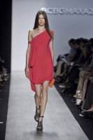 Marie Claire Fashion: New York Fashion Week, BCBG Max Azria S/S 09