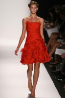 Marie Claire Fashion - New York Fashion Week S/S 2009: Carolina Herrera