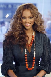 Marie Claire Celebrity Spy: 11 September - Tyra Banks