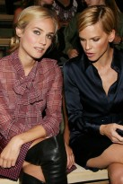 Marie Claire celebrity photos: New York Fashion Week, Hilary Swank and Diane Kruger