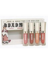 Bare Escentuals Buxon Babes lip polish collection