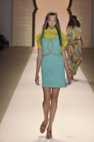 Marie Claire Fashion, New York Fashion Week, Milly Spring/Summer 2009