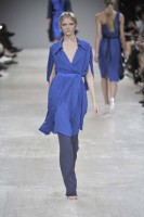 Marie Claire Fashion - London Fashion Week: Aquascutum S/S 2009