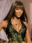 Marie Claire Fashion: London Fashion Week, Naomi Campbell