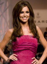 Marie Claire Fashion news: Fashion for relief, Cheryl Cole