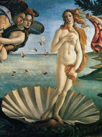 Marie Claire Health News: Botticelli's Birth of Venus