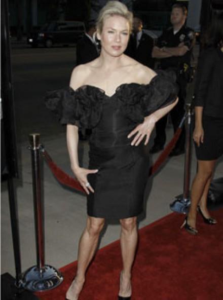 Marie Claire Celebrity News: Renee Zellweger
