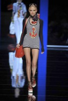 Marie Claire Fashion - Milan Fashion Week: D&G S/S 2009