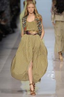 Marie Claire Fashion: Milan Fashion Week: Etro S/S 2009
