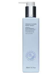 Liz Earle Orange Flower hand wash