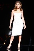 Marie Claire celebrity photos: Dolce and Gabbana S/S 09, Jennifer Lopez