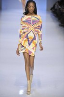 Marie Claire Fashion: Milan Fashion Week: Pucci S/S 2009