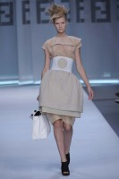 Marie Claire Fashion: Milan Fashion Week: Fendi S/S 2009