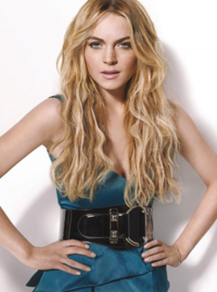 Marie Claire Interviews: Lindsy Lohan