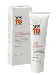 Yes to Carrots Gentle Exfoliating Facial Cleanser