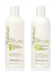Frederic Fekkai Au Naturel shampoo and conditioner