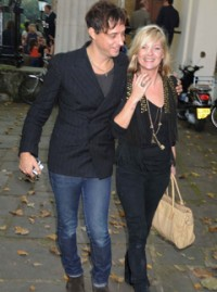 Marie Claire Celebrity: Kate Moss and Jamie Hince