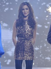 Marie Claire Celebrity News: Cheryl Cole on X Factor