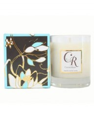 CR by Coco Ribbon scented candle