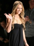 Marie Claire News: Lauren Conrad - LA Fashion Week S/S 2009